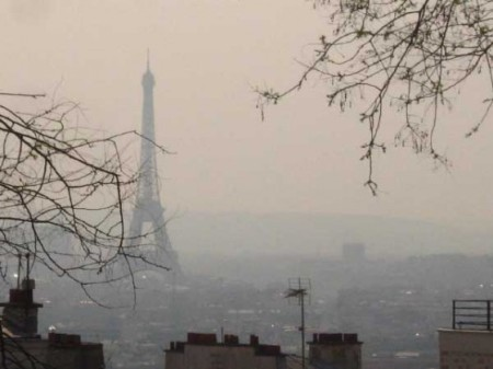 "500,000 people die prematurely in the EU from ""Black Carbon"""