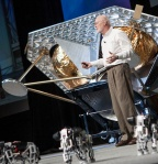 Dr Red Whittiker & Lunar Lander