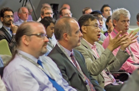 Engineers and analysts from all parts of industry attended the Energy Experience Day in May 2014