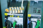 AKD PDMM brings high performance PLC and Motion Control into technologically advanced machines.