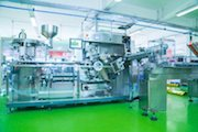 The machine can now produce upto 450 blisters per minute thus making production much faster. Currently the P G Express machine is installed at a leading pharmaceutical manufacturer in India and is running successfully from last eight months...