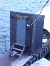 Tide Gauge Hut at Vernadsky Antarctica